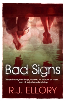 Bad Signs, Paperback Book