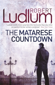 The Matarese Countdown, Paperback Book