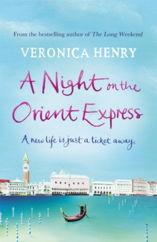 A Night on the Orient Express, Paperback Book
