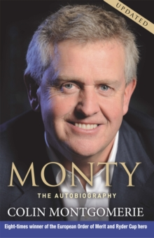 Monty : The Autobiography, Paperback Book
