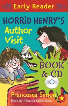 Horrid Henry Early Reader: Horrid Henry's Author Visit : Book 15, Mixed media product Book