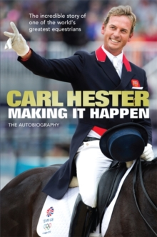 Making it Happen : The Autobiography, Hardback Book