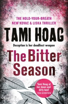 The Bitter Season, Hardback Book