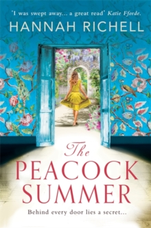 The Peacock Summer, Hardback Book