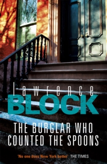 The Burglar Who Counted the Spoons, Paperback Book