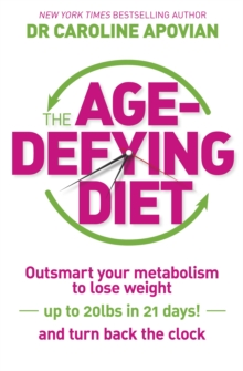 The Age-Defying Diet, Paperback Book