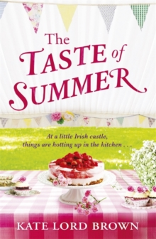 The Taste of Summer, Paperback Book