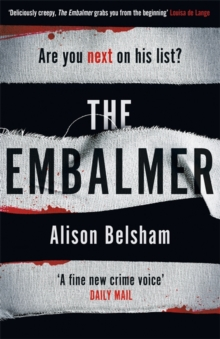 The Embalmer : A gripping new thriller from the international bestseller
