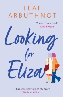 Looking For Eliza, Paperback / softback Book