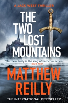 The Two Lost Mountains : The Brand New Jack West Thriller