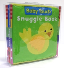Baby Touch: Snuggle Cloth Book, Rag book Book
