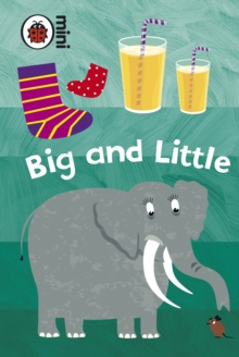 Early Learning: Big and Little, Hardback Book