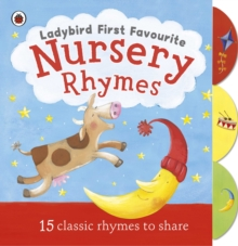 Ladybird First Favourite Nursery Rhymes, Board book Book