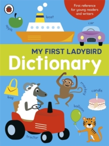 My First Ladybird Dictionary, Paperback Book