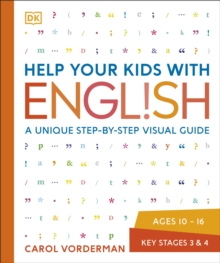 Help Your Kids with English : A Unique Step-by-Step Visual Guide, Paperback / softback Book