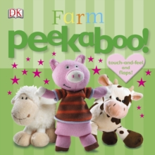 Peekaboo! Farm, Board book Book
