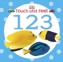 Touch and Feel 123, Board book Book