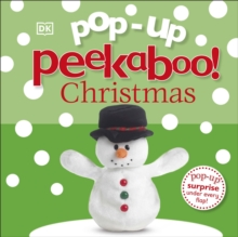 Pop-up Peekaboo! Christmas, Board book Book