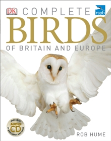RSPB Complete Birds of Britain and Europe, Hardback Book
