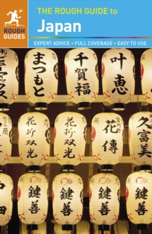 The Rough Guide to Japan, Paperback Book