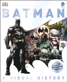 Batman a Visual History, Hardback Book