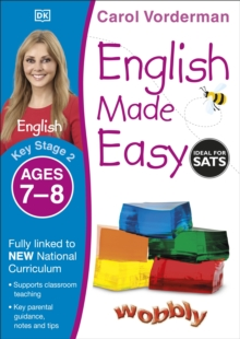 English Made Easy Ages 7-8 Key Stage 2, Paperback Book