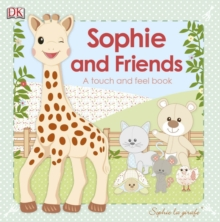 Sophie La Girafe and Friends, Board book Book