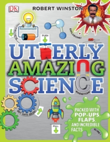 Utterly Amazing Science, Hardback Book