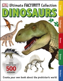 Ultimate Factivity Collection Dinosaur, Paperback Book