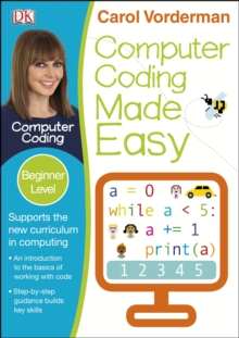 Computer Coding Made Easy, Paperback Book