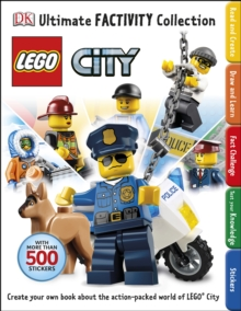 LEGO (R) City Ultimate Factivity Collection, Paperback Book