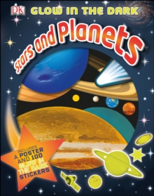 Glow in the Dark Stars and Planets, Hardback Book