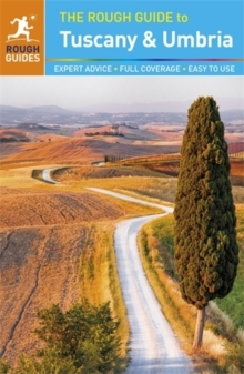 The Rough Guide to Tuscany and Umbria, Paperback Book