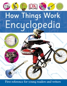 How Things Work Encyclopedia, Paperback Book