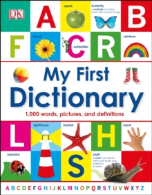 My First Dictionary, Hardback Book