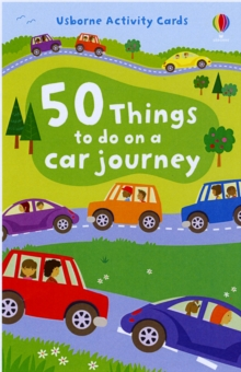 50 Things to Do on a Car Journey, Cards Book