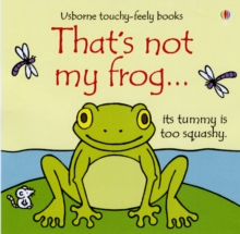 That's Not My Frog, Board book Book