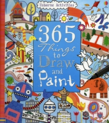 365 Things to Draw and Paint, Spiral bound Book