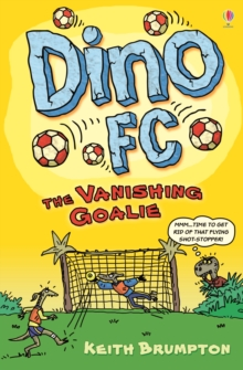 The Vanishing Goalie, Paperback Book