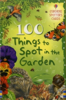 100 Things to Spot in the Garden, Cards Book