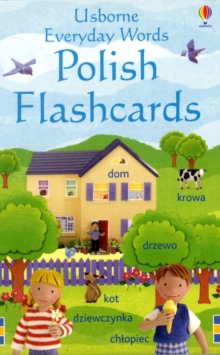 Everyday Words Flashcards: Polish, Cards Book