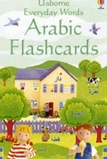 Everyday Words Flashcards: Arabic, Cards Book