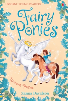 Fairy Ponies : Unicorn Prince, Paperback Book