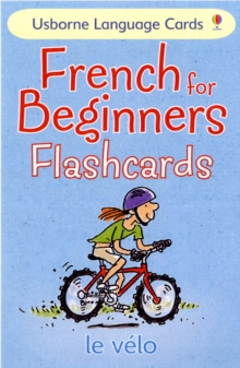 French For Beginners Flashcards, Cards Book