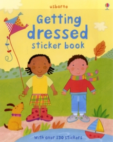 Getting Dressed, Paperback Book