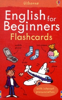 English for Beginners, Cards Book