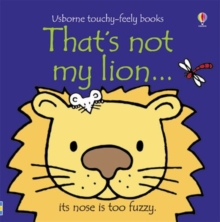 That's Not My Lion, Board book Book