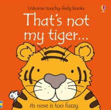 That's Not My Tiger..., Board book Book