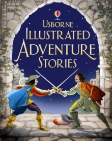 Illustrated Adventure Stories, Hardback Book