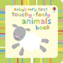 Baby's Very First Touchy-Feely Animals, Novelty book Book